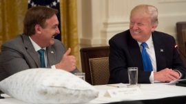 Trump 'chosen by God' to Run for White House: 'MyPillow' Inventor Mike Lindell