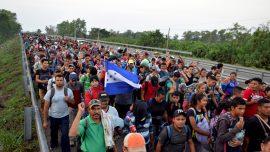 New Migrant Caravan Forms With 700 Cubans, Heads Towards U.S.
