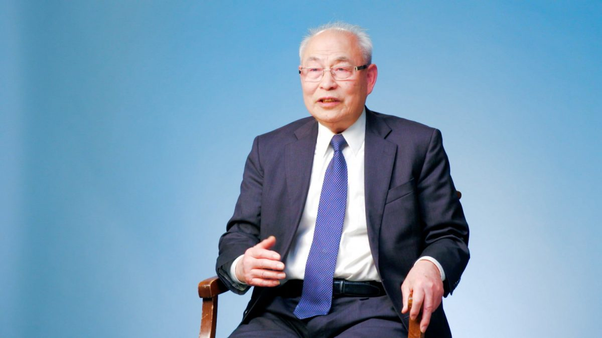 Zhang Kunlun, a judge of the NTD 5th International Figure Painting Competition