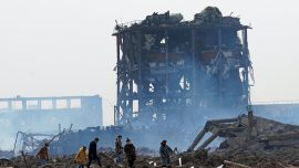 Death Toll From China Pesticide Plant Blast Rises to 78