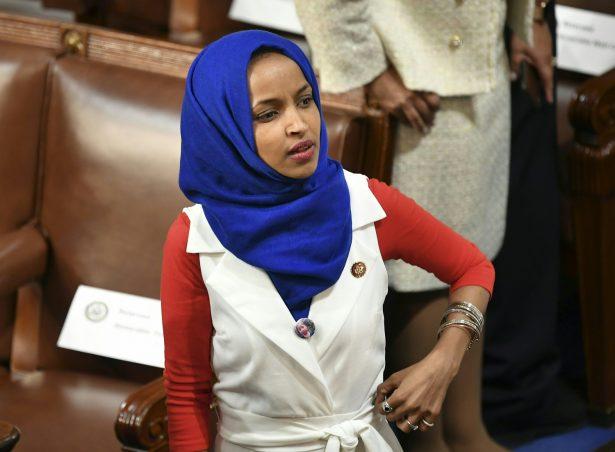 Representative for Minnesota Ilhan Omar