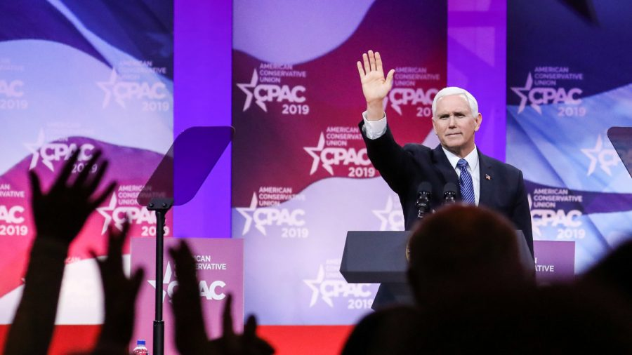 CPAC Director Says It's a 'Mistake' for Mike Pence Not to Attend Conference