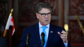 US Energy Exports a Lever in Trade Talks With China: Perry