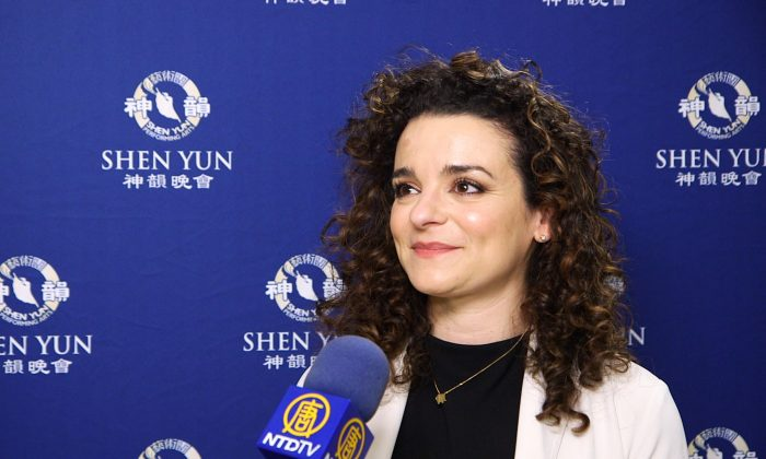 Actress: Shen Yun is 'Absolutely the Best Thing That We Could Have Had'