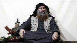 ISIS Leader Baghdadi Killed During Top-Secret US Military Operation: Reports