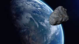 NASA and FEMA Are Practicing What Would Happen If an Asteroid Hits the Earth