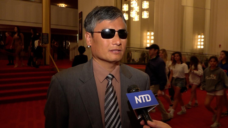 Prominent Human Rights Activist Chen Guangcheng Says Shen Yun