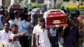Pictured: Two Suicide Bombers Who Set Off Blasts in Sri Lanka Identified as Brothers