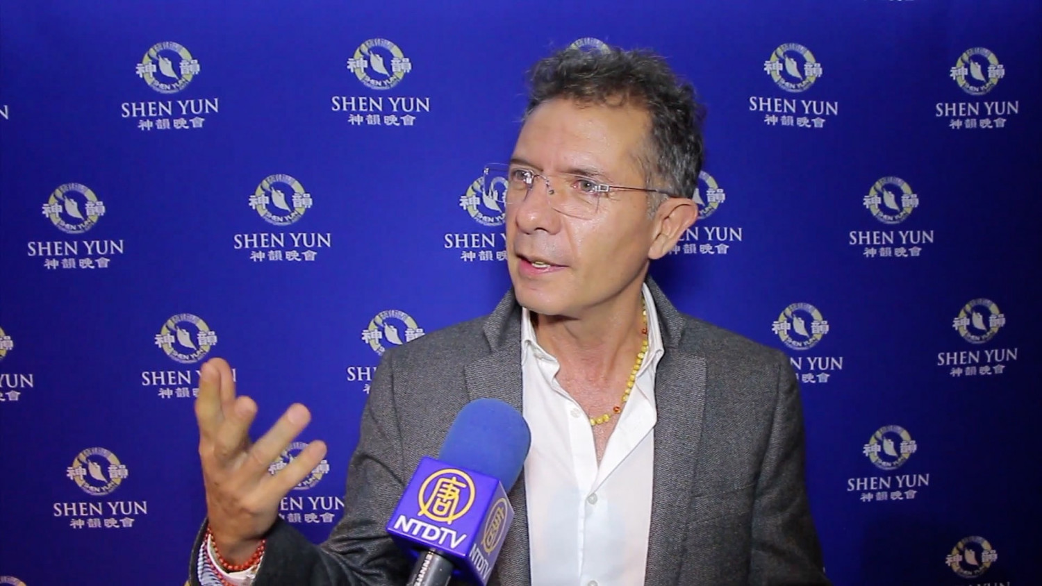 Shen Yun Artists 'Touched My Soul' Says Professor of Music