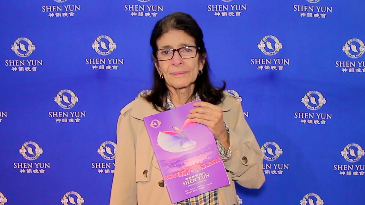 Shen Yun's Perfection 'Is Really Overwhelming': Mexican Actress Moved to Tears