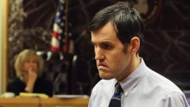 Man Who Tossed Daughter Off Bridge Asks for New Trial