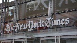 New York Times Staff Behind Brett Kavanaugh Story Should Resign, Trump Says