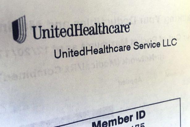 United Healthcare correspondence