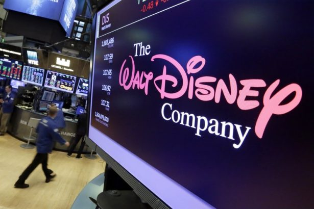 Walt Disney Co. logo