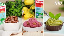 Healthy and Tasty Mother's Day Dessert Recipes