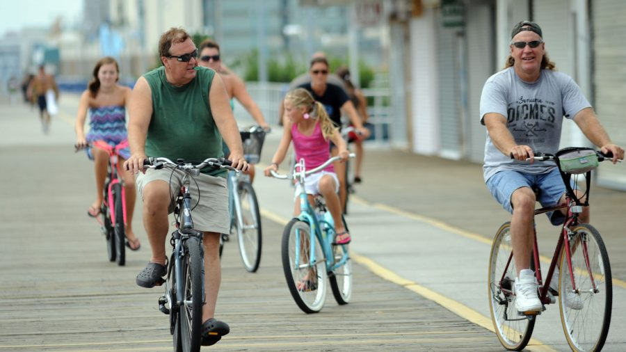 New Jersey Boardwalk Will Keep Playing Controversial Songs by Kate Smith Says Mayor
