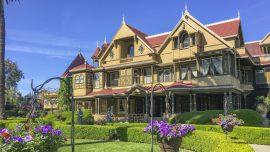 Winchester Mystery House Commemorates 113th Anniversary of 1906 Earthquake