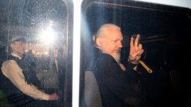 US Hits Wikileaks Founder Assange With 18-Count Indictment