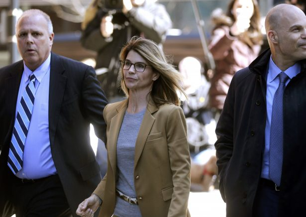 college admissions bribery scandal