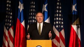 Pompeo Calls Out Beijing for Role in Propping Up Maduro Regime in Venezuela