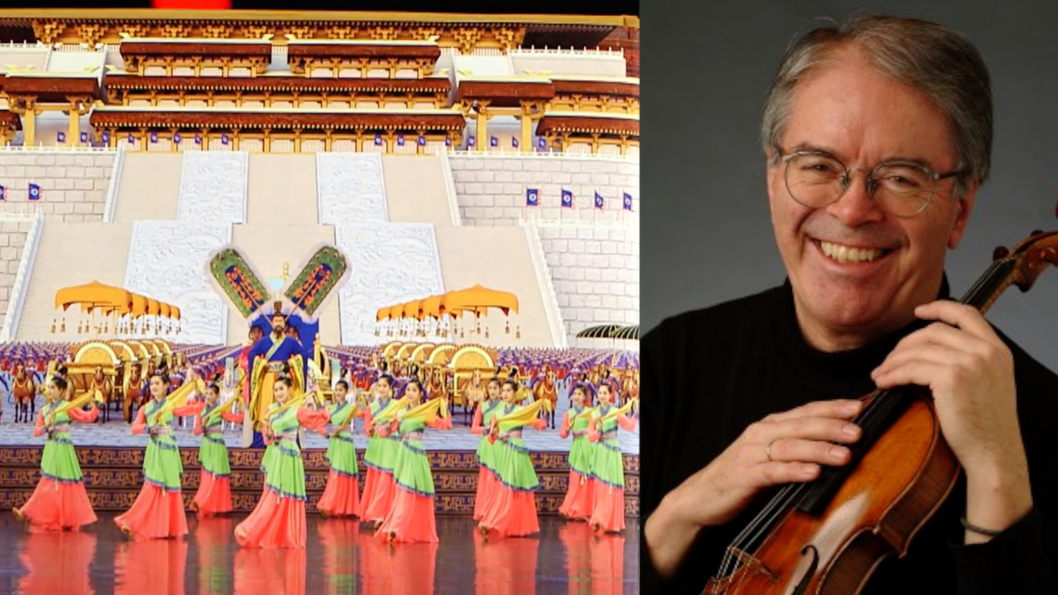 Renowned Violinist Enjoys Shen Yun's Music, Dance, and Production