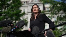 Sarah Huckabee Sanders Outlines Her Agenda for Arkansas If Elected Governor