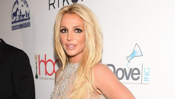 Britney Spears attends the 4th Hollywood Beauty Awards