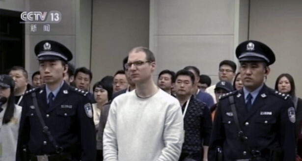 China sentenced Canadian to Death for drug smuggling