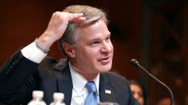 Senators Ask FBI Director to Provide All Records on Crossfire Hurricane