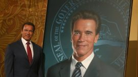 A 102-Year-Old Woman Facing Eviction Gets Help From Arnold Schwarzenegger