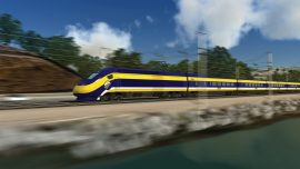 California High Speed Railway Estimated to Cost $79B: Report