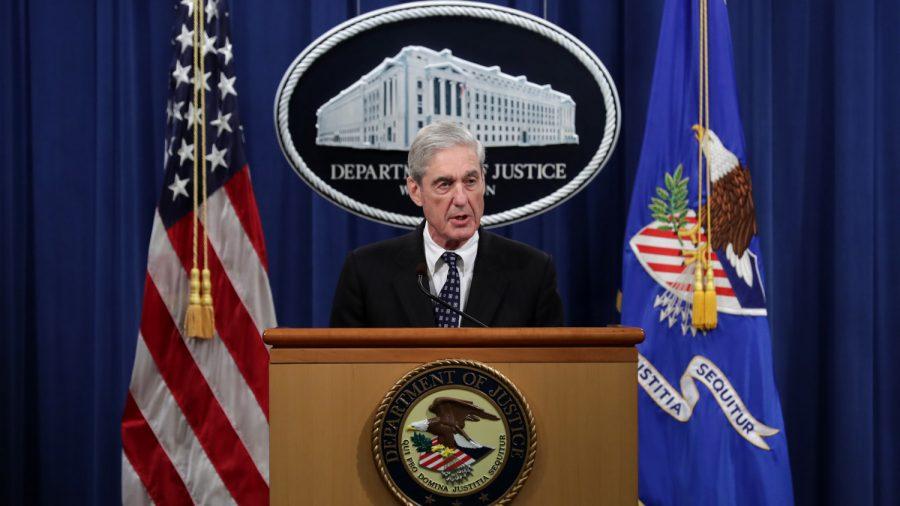 Mueller Ends Russia Probe, Resigns From DOJ