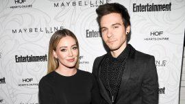 Hilary Duff and Matthew Koma Are Engaged