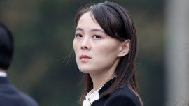 Kim Jong Un's Sister Warns Biden Administration to 'Refrain From Causing a Stink'