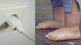 Toddler Killed After Putting Phone Charger in Mouth: Police
