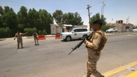 Staff Evacuated After Rocket Strikes Iraq Exxon Site