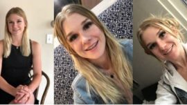 Neighbor Says She Smelled Gas From Fire at Home Police Searched in the Case of Missing Utah Student