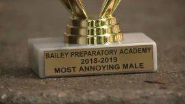 Indiana Teacher Awards Autistic Boy 'Annoying Male' Trophy, Parents Speak Out