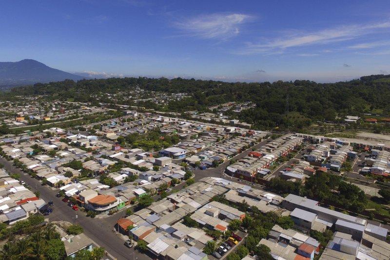Neighborhood of San Martin 1