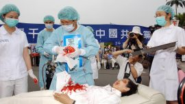 Austria Condemns Forced Organ Harvesting in China