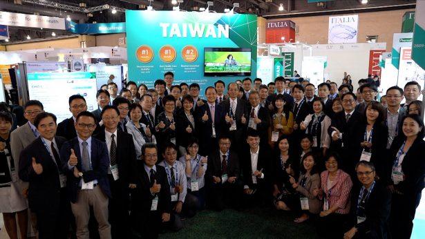 Participants of Taiwan Pavilion