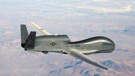 U.S. Drone Believed Downed by Russian Air Defenses in Lybia