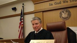 Upstate New York Judge Dies After Having a Heart Attack on the Bench