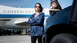 White House Press Secretary Makes Way for American Media, Breaks Through NK Security