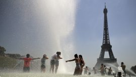 Europe Sets Heat Records as Much of Continent Sizzles