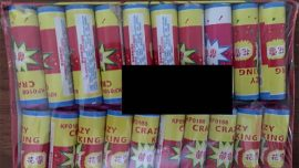 25,000 Fireworks Are Recalled After a Boy Loses His Hand