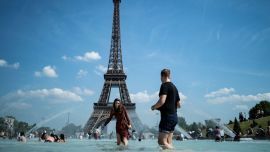 Nearly 1,500 Deaths Linked to Heat Waves in France