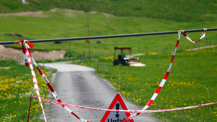 One Killed, Six Hurt in Accident at Swiss Alps Resort