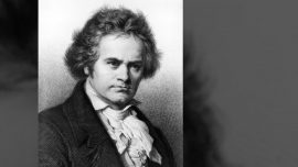 A Lock of Beethoven's Hair Will Soon Be up for Grabs