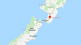 Two Dead After Light Planes Collide Mid-Air in New Zealand
